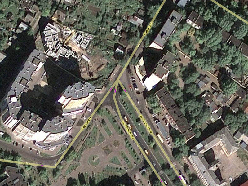 фото спутника в высоком разрешении